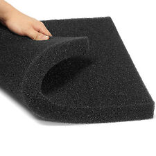Black Biochemical Filter Foam Pond Filtration for Fish Tank Aquarium Sponge Pad