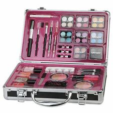 Ivation Professional Vanity Case Cosmetic Make Up Ivation Beauty Box Gift Set 57