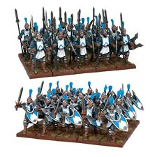 Mantic Games Kings of War Basilean Men-at-Arms Horde BNIB Free UK P&P
