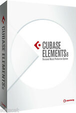 New Steinberg Cubase Elements 8 Educational Music Recording Software Mac PC DAW