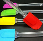 FD1935 Silicone Spatula Baking Scraper Butter Knife Cooking Cake Utensil Tool G
