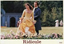 JUDITH GODRECHE CHARLES BERLING  RIDICULE  1996 VINTAGE LOBBY CARD PHOTO #1