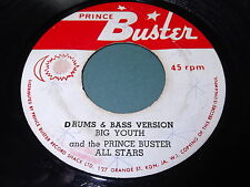Big Youth and the Prince Buster All Stars: Chi Chi Run 45
