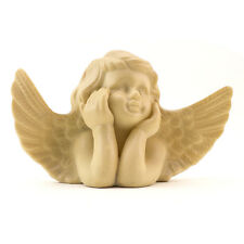 Ceramic Cherub Angel Figure Statue Decoration Sculpture Figurine Baby Decor