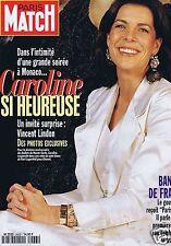 Couverture magazine,Coverage Paris Match 11/01/96 Caroline de Monaco