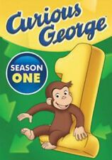 Curious George: The Complete First Season - 4 DISC SET (2015, REGION 1 DVD New)