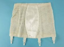 "Girdle corselette suspender belt TRUE VINTAGE waist 23,50"" DEADSTOCK  (HH084)"