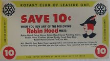 1959 UNUSED ROTARY CLUB COUPON BOOK                    (INV8628)