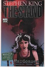 Stephen King Comic Book - The Stand Hardcases - Issue #3 of 5