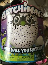 VALENTINE´S GIFT FOR KIDS, Hatchimals Purple Draggles -  Brand New in Box