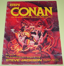 GURPS Conan