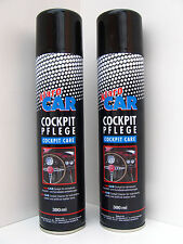 Klaro Car Cockpit Pflege Spray - 2er Sparset 600 ml