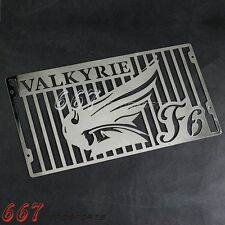 Radiator Grille Guard Cover Protector Cover For Honda Valkyrie GL 1500 All year