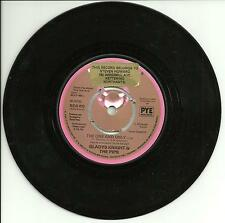 GLADYS KNIGHT & THE PIPS - THE ONE AND ONLY - PYE 1978 - 70s DISCO POP, R&B SOUL