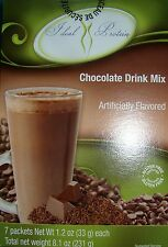 3 Boxes IDEAL PROTEIN CHOCOLATE DRINK MIX New