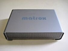 MATROX MXO2 MINI PORTABLE CAPTURE DEVICE