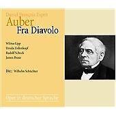 Auber: Fra Diavolo - Wilma Lipp, Zollenkopf, Schock 2CD