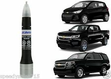 .5 oz Tube ACDelco 19328528 OEM Black (WA8555) 4-In-1 Touch-Up Paint New USA