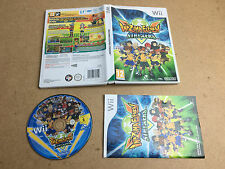 Inazuma Eleven huelguistas-Nintendo Wii (tested/working) Uk Pal