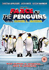 Farce Of The Penguins DVD Jason Biggs Christina New Original UK Release R2