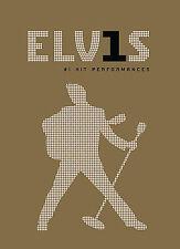 Elvis Presley - #1 Hit Performances rare Music dvd ELVIS PRESLEY 15 songs 1972