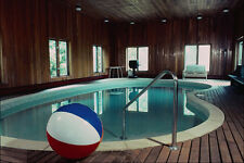 759019 Indoor Pool A4 Photo Print