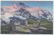 AK Kleine Scheidegg mit Jungfrau  (Z980)