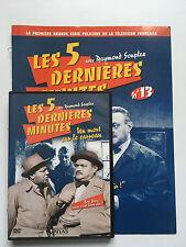 LES 5 DERNIERES MINUTES .. DVD N°13 + FASCICULE ... RAYMOND SOUPLEX