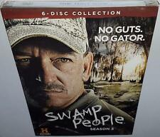 SWAMP PEOPLE COMPLETE SEASON 3 BRAND NEW SEALED R1 DVD