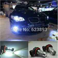 2x 50W 9006 / HB4 bright white CREE led fog Lightweight for bmw 5 series (E60)