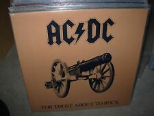 AC/DC for those about to rock we salute you ( rock ) - RECORD CLUB -