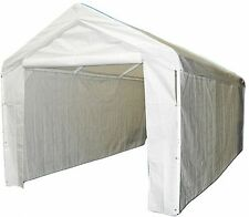 Canopy Side Wall Kit 10 X 20 Caravan Carport Garage Enclosure Shelter Tent Party