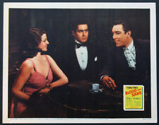 BLOOD AND SAND TYRONE POWER RITA HAYWORTH 1941 LOBBY CARD