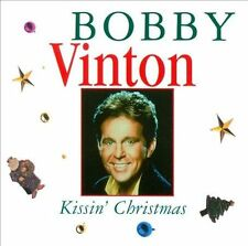 Kissin' Christmas: The Bobby Vinton Christmas Album - Bobby Vinton (CD 1995)