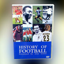 The History Of Football Presented By Alan Green - DVD
