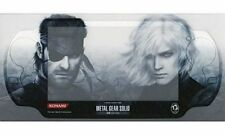 METAL GEAR SOLID HD EDITION DESIGN PROTECTION FILM 2012 SNAKE KONAMI KOJIMA NFS