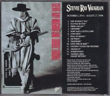 STEVIE RAY VAUGHAN: OCTOBER 3, 1954 - AUGUST 27, 1990 / EPIC PROMO CD / FREE S&H