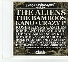 (FR39B) Clash Magazine Playlist: Issue 31, 15 tracks various artists - 2008 CD