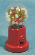 Dolls House Miniature 1/12th Scale Bubble Gum Machine (non working miniature)