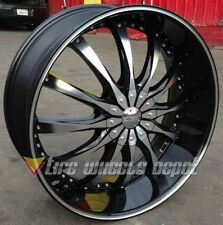 "22"" INCH DW8B RIMS AND TIRES CUTLASS  CHEVELLE 300 MAGNUM CHALLENGER RT CHARGER"