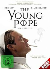THE YOUNG POPE - DER JUNGE PAPST  LAW,JUDE/KEATON,DIANE/+  4 DVD NEU