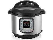 Instant Pot IP-DUO50 7-in-1 Programmable Latest 3rd Generation Technology Pressu
