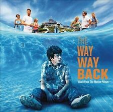 1 CENT CD The Way Way Back OST inxs / wild belle / mr. mister