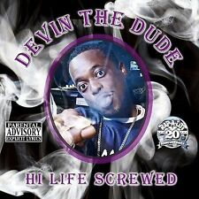Devin The Dude - Hi Life-Chopped & Screwed [CD)Brand new/FAST FREE SHIPPING