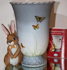 Goebel kein Engel, Ostern, Vase mit Hase XXL, mit Zertifikat, 20 cm Hoch