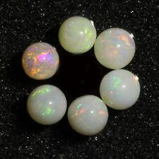 Eine Opal Perle Kugel Ø ~ 3,5mm Ihrer Wahl - 1. Qualität (K7.5)