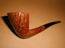Tom Eltang Straight Grain Bent Dublin Pipe * Mint!!! * COOPERSARK NO RESERVE!!!