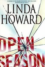 Open Season, Linda Howard, 0671034421, Book, Acceptable