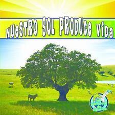 Nuestro sol produce vida (Mi Biblioteca De Ciencias Niveles K-1 (My Science Libr