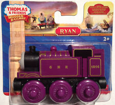 THOMAS AND FRIENDS NEW FOR 2015 RYAN WOODEN WOOD NIB Fisher-Price